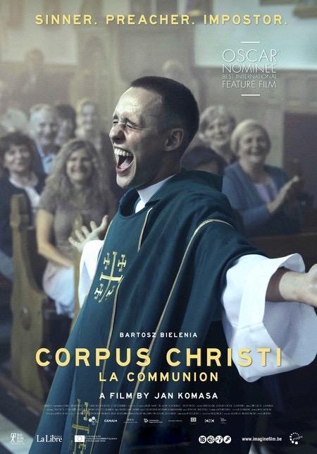 Corpus Christi - La Communion (affiche)