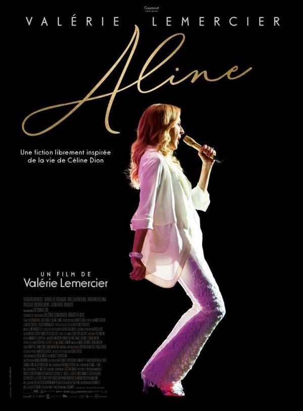 Aline - Affiche Cinéart