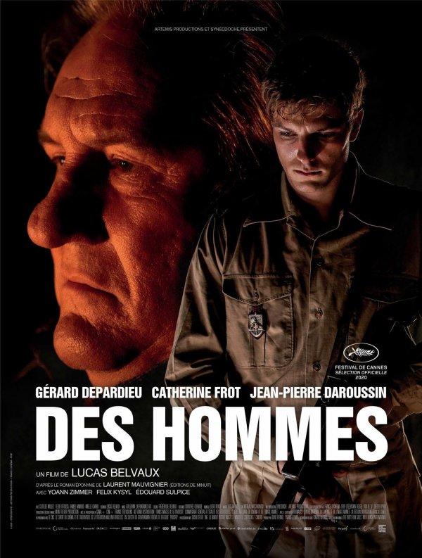 Des Hommes (affiche)