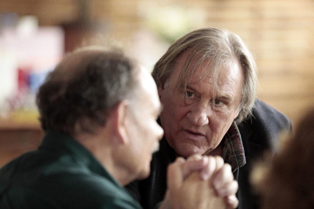 DES HOMMES - photo Gérard Depardieu