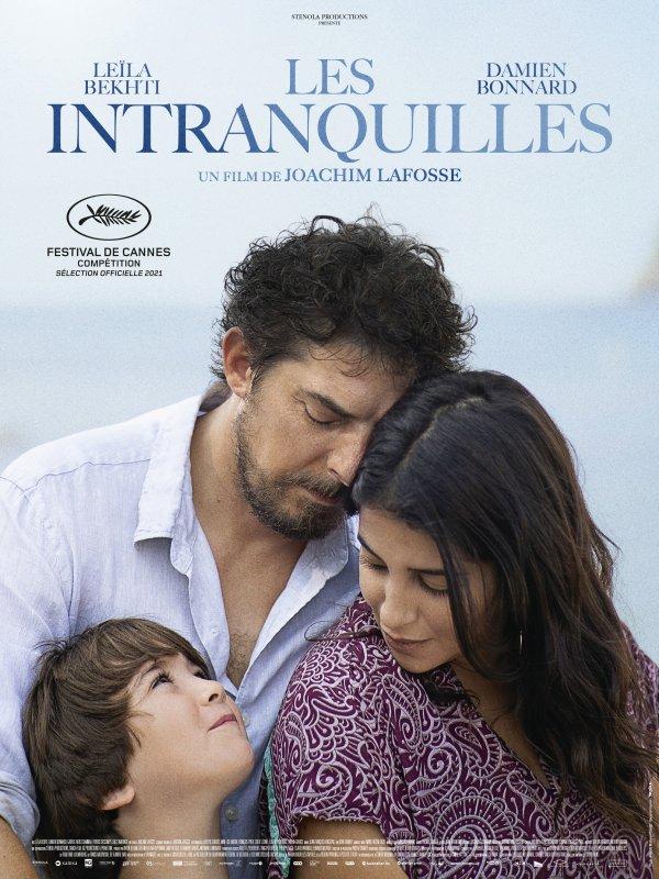 Les Intranquilles - Affiche Cinéart