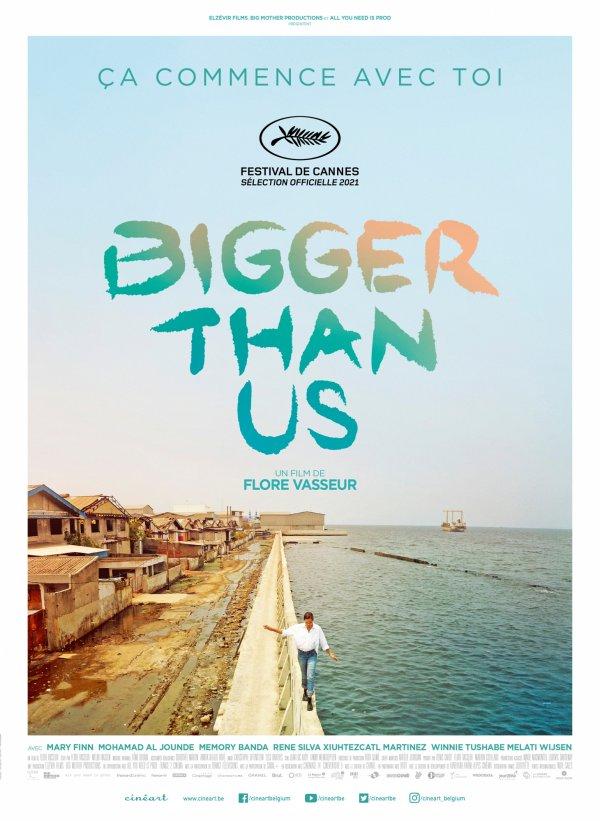 Bigger Than Us - Affiche compressée